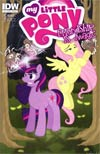 My Little Pony Friendship Is Magic #2 1st Ptg Regular Cover B Twilight Sparkle & Fluttershy