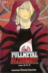 Fullmetal Alchemist 3-In-1 Edition Vols 13 - 14 - 15 TP