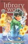 Library Wars Love & War Vol 10 GN