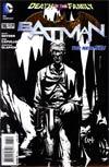 Batman Vol 2 #16 Incentive Greg Capullo Sketch Cover (Death Of The Family Tie-In)
