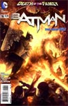 Batman Vol 2 #16 Variant Aaron Kuder Cover (Death Of The Family Tie-In)