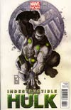 Indestructible Hulk #3 Incentive Simone Bianchi Variant Cover
