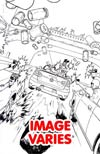 Freelancers #3 Incentive Felipe Smith Virgin Sketch Cover