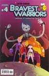 Bravest Warriors #4 Regular Cover B Victoria Ying