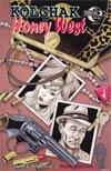 Kolchak & Honey West One Shot Cover C Ronn Sutton