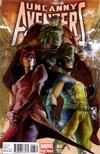 Uncanny Avengers #3 Incentive Simone Bianchi Variant Cover