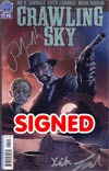 Crawling Sky #1 Incentive Signed By Joe Lansdale & Keith Lansdale