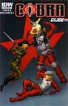 Cobra #21 Incentive Joe Eisma & Juan Castro Variant Cover