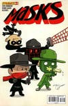 Masks #3 Incentive Chris Eliopoulos Cute Variant Cover