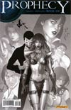 Prophecy #6 Incentive Paul Renaud Black & White Cover