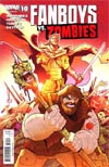 Fanboys vs Zombies #10 Regular Cover A Jerry Gaylord