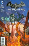 Batman Arkham Unhinged #13