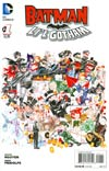 Batman Lil Gotham #1 Regular Dustin Nguyen Cover