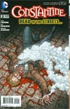 Constantine #2 1st Ptg Regular Juan Jose Ryp Cover