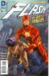 Flash Vol 4 #19 Regular Francis Manapul Cover