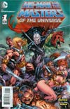 He-Man And The Masters Of The Universe Vol 2 #1 Regular Ed Benes Cover