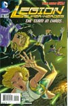 Legion Of Super-Heroes Vol 7 #19