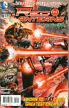 Red Lanterns #19 Regular Miguel Sepulveda Cover (Wrath Of The First Lantern Tie-In)