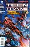 Teen Titans Vol 4 #19 Regular Eddy Barrows Cover