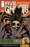 Five Ghosts #2 Haunting Of Fabian Gray Part 2 1st Ptg