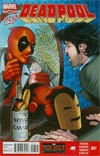 Deadpool Vol 4 #7 Regular Kevin Maguire Cover