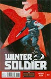 Winter Soldier #17 Regular Declan Shalvey Cover