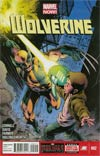 Wolverine Vol 5 #2 Regular Alan Davis Cover