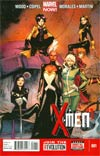 X-Men Vol 4 #1 Regular Olivier Coipel Cover