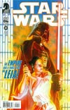 Star Wars (Dark Horse) Vol 2 #4 Cover A Regular Alex Ross Cover