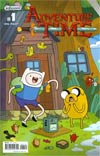 Adventure Time #1 New Ptg Connecting Regular Cover