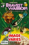 Bravest Warriors #7 Regular Cover (Filled Randomly With 1 Of 2 Covers)