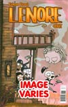 Lenore Vol 2 #8 (Filled Randomly With 1 Of 2 Covers)