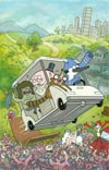 Regular Show #1 Variant Chris Houghton Virgin Preorder Cover