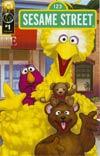 Sesame Street #1 Imagination Regular Cover A