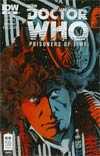 Doctor Who Prisoners Of Time #4 Cover A Regular Francesco Francavilla Cover