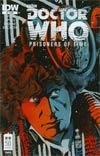Doctor Who Prisoners Of Time #4 Regular Francesco Francavilla Cover