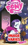 My Little Pony Micro-Series #3 Rarity Regular Cover (Filled Randomly With 1 Of 2 Covers)