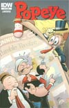 Popeye Vol 3 #12 Regular Roger Langridge Cover