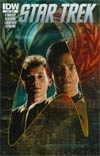 Star Trek (IDW) #20 Regular Tim Bradstreet Cover