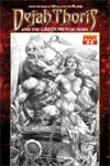 Dejah Thoris And The Green Men Of Mars #3 Variant Jay Anacleto Subscription Cover