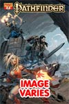 Pathfinder #7 Regular Cover (Filled Randomly With 1 Of 2 Covers)