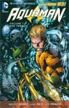 Aquaman (New 52) Vol 1 The Trench TP