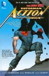 Superman Action Comics (New 52) Vol 1 Superman And The Men Of Steel TP