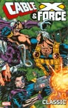 Cable And X-Force Classic Vol 1 TP