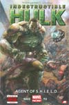 Indestructible Hulk Vol 1 Agent Of S.H.I.E.L.D. HC