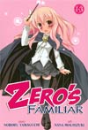 Zeros Familiar Vol 1 - 3 TP