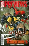 Marvel Previews #116 April 2013