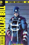Before Watchmen Dollar Bill #1 Incentive Jim Lee Variant Cover