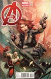 Avengers Vol 5 #4 Incentive Dale Keown Variant Cover