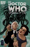 Doctor Who Prisoners Of Time #1 Incentive Simon Fraser Variant Cover